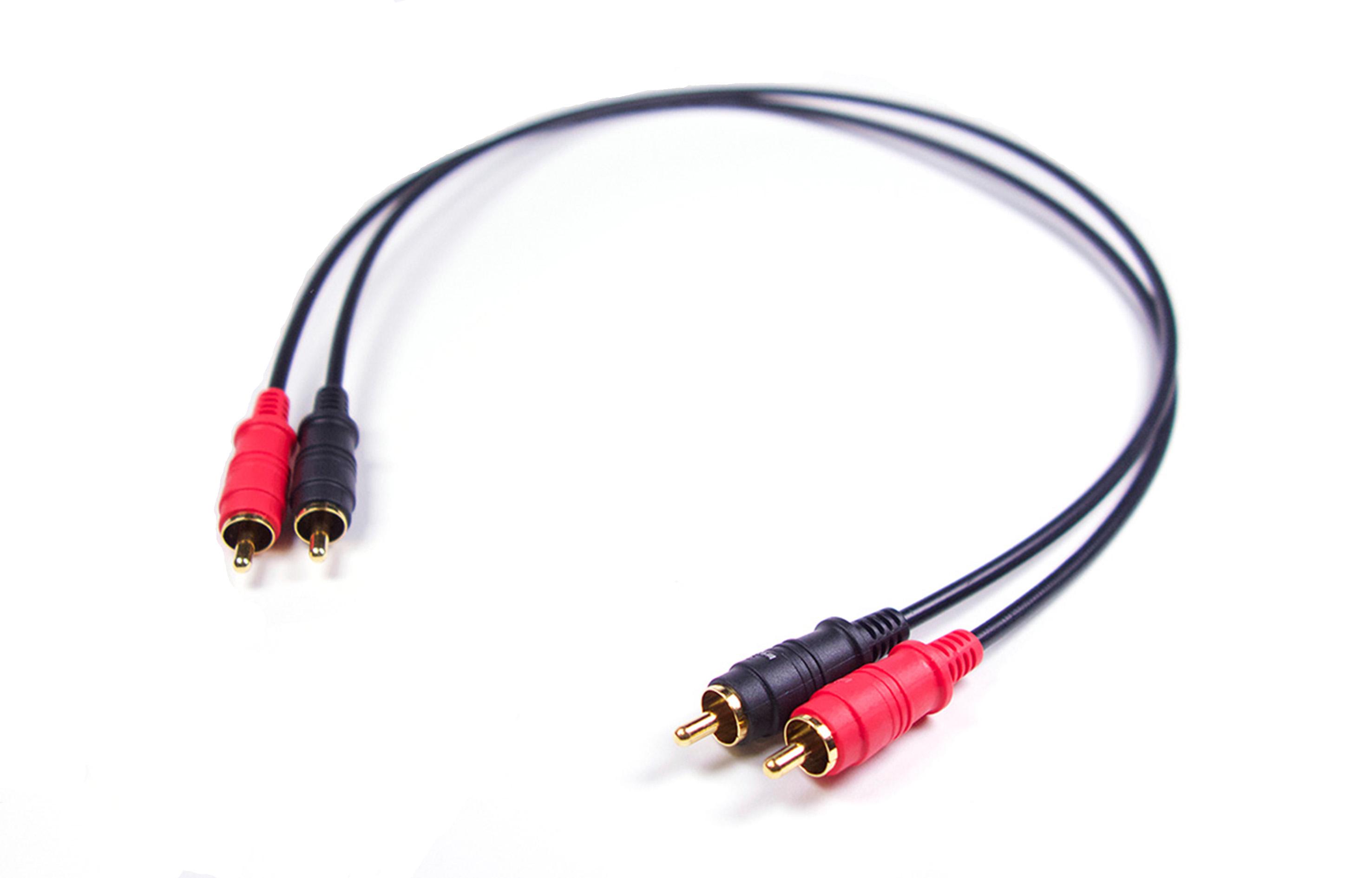 MOGAMI (モガミ) 2803 モールドRCAケーブル